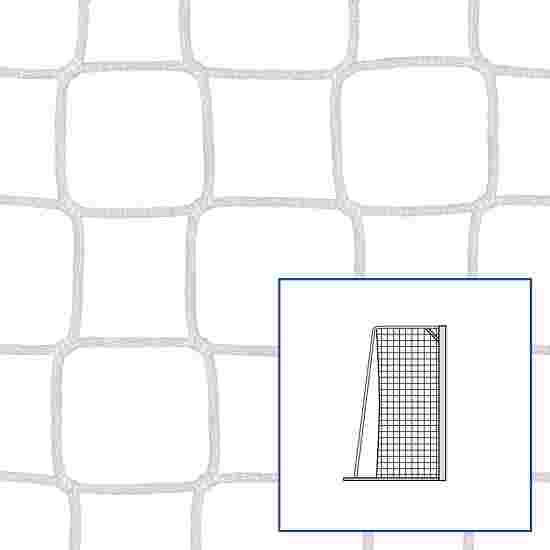 """Kleinfeld-/Handballtornetz """"80/150 cm"""" Weiss"""