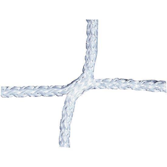 Knotenloses Herrenfussballtornetz 750x250 cm Weiss