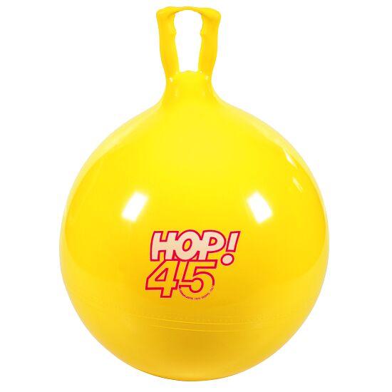 Ledraplastic Ballon sauteur « Hop » ø 45 cm, jaune