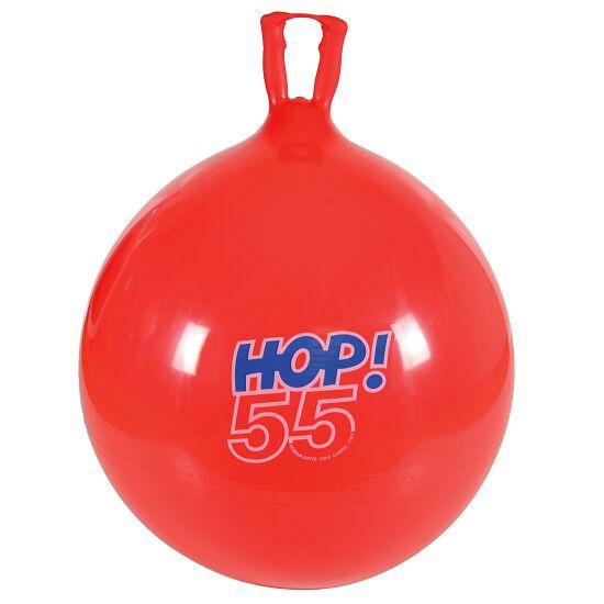 Ledraplastic Ballon sauteur « Hop » ø 55 cm, rouge