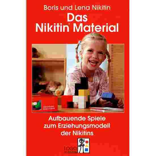 """Logo Verlag Buch  """"Das Nikitin Material"""""""