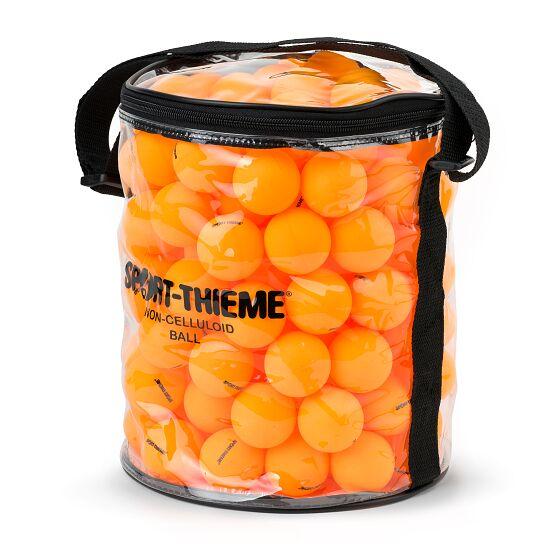 Lot de balles de tennis de table Sport-Thieme® avec sac Balles orange