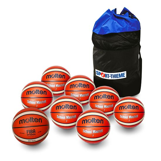 4833be52d5c5a Lot de ballons de basket Molten® « School » acheter à Fr.Sport-Thieme.ch