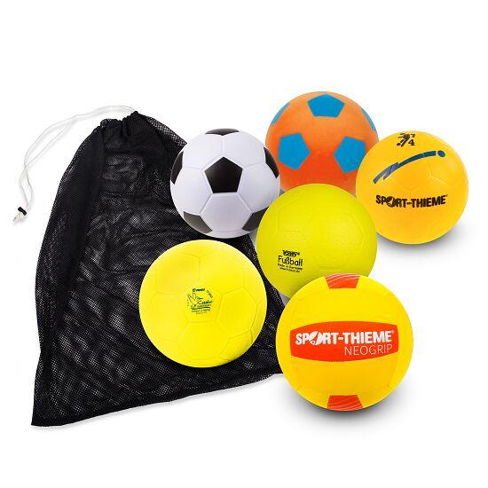 Lot de ballons de foot « Soft-Play »