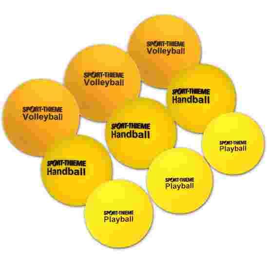 Lot de ballons en mousse Sport-Thieme « Teamplay »