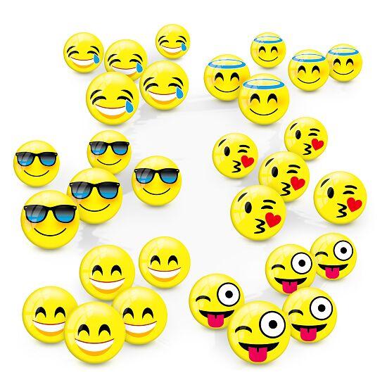 Lot de mini balles Emoticon