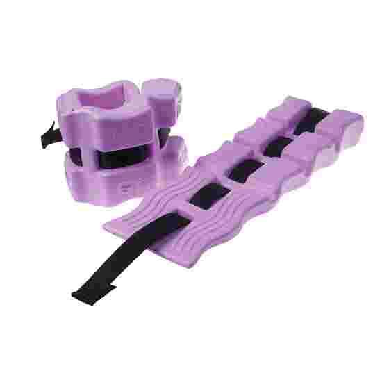 Manchettes d'aquafitness Grand, violet