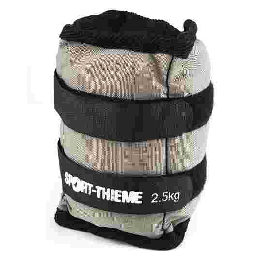 Manchettes lestées Sport-Thieme 2,5 kg
