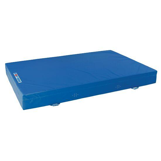 Matelas de chute Sport-Thieme® Type 7 Bleu, 350x200x30 cm