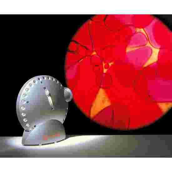 Mathmos Space-Projektor Silber