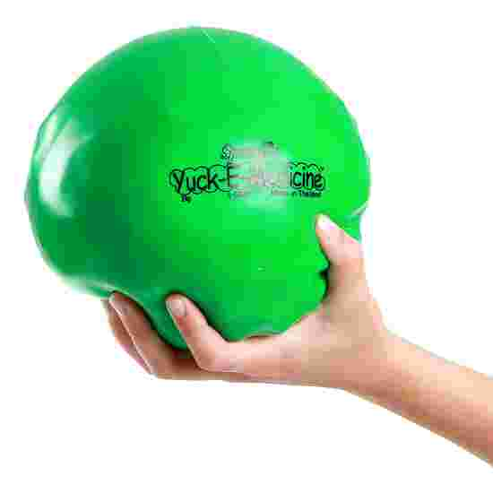 Medecine ball Spordas « Yuck-E-Medicineball » 2 kg, ø 16 cm, vert