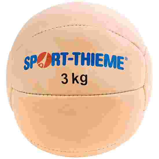 Medecine ball Sport-Thieme « Classique » 3 kg, ø 24 cm