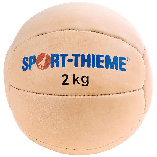 Medecine ball Sport-Thieme® « Classique » 2 kg, ø 22 cm