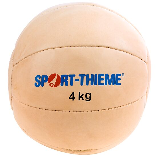 Medecine ball Sport-Thieme® « Classique » 4 kg, ø 28 cm
