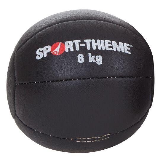 Medecine ball Sport-Thieme « Noir » 8 kg, ø 25 cm
