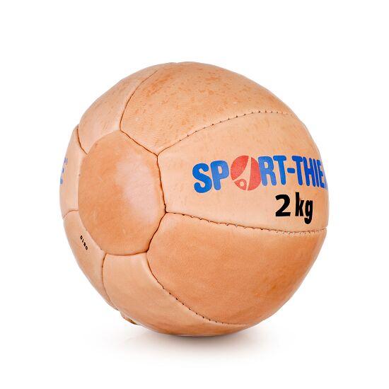 Medecine ball Sport-Thieme® « Tradition » 2 kg, ø 25 cm
