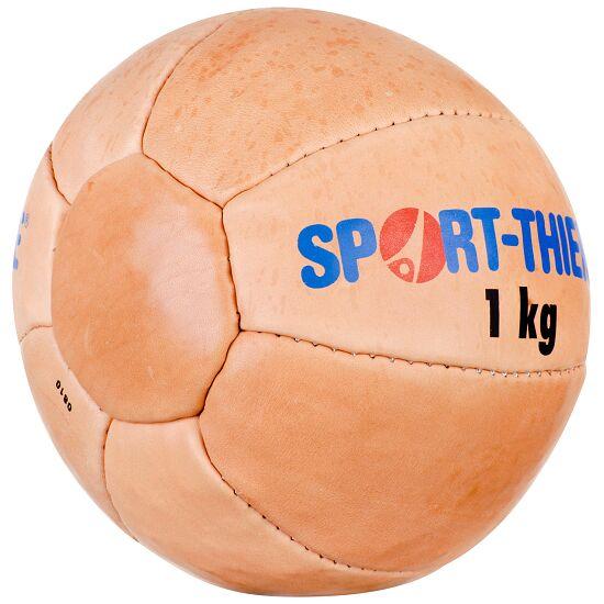 Medecine ball Sport-Thieme® « Tradition » 1 kg, ø 19 cm