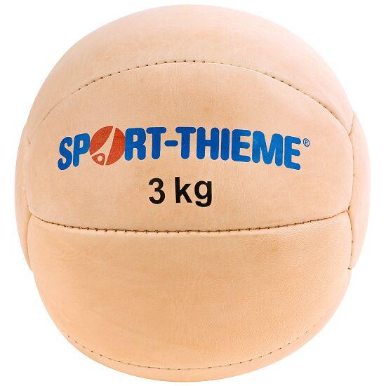 Medecine ball Sport-Thieme® « Tradition » 3 kg, ø 28 cm