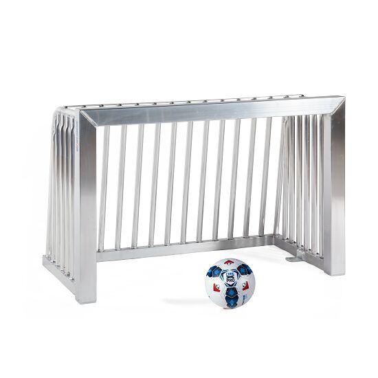 Mini but pour aire de jeux Sport-Thieme®, entièrement soudé Dimensions intérieures : 120x80x65 cm