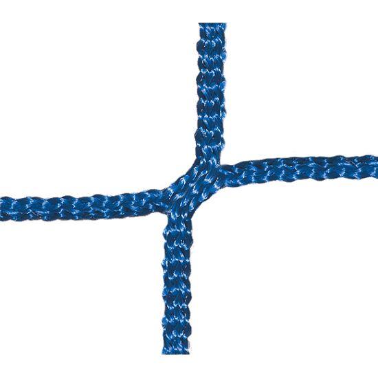 Mini-Tornetz, Maschenweite 45 mm Für Tor 1,20x0,80 m, Tortiefe 0,70 m, Blau