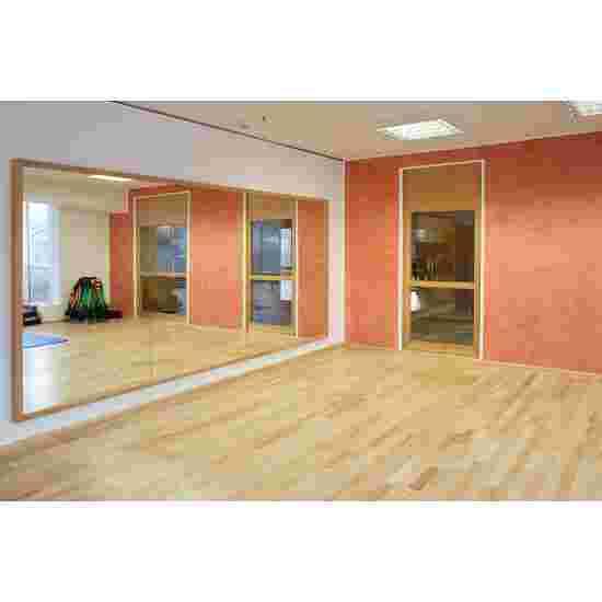Miroir de sécurité « Cristal » lxH : 200x150 cm