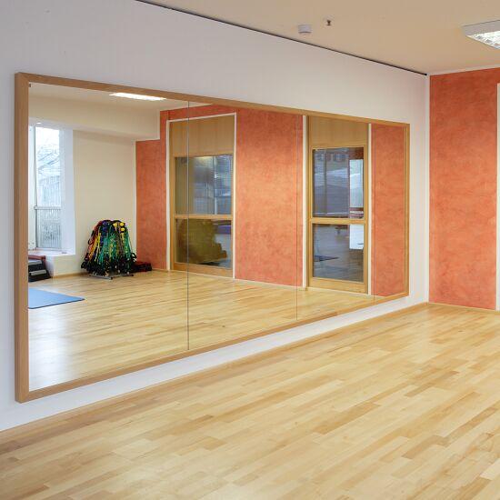 Miroir de sécurité « Cristal » (lxH) 200x100 cm