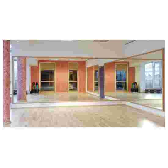 Miroir de sécurité « Cristal » lxH : 150x100 cm