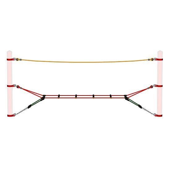Modules de parcours, individuels (sans poteaux) Échelle de perroquet