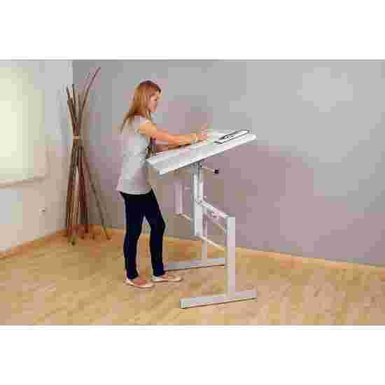 Möckel Table thérapeutique « ergo S 72 » Plateau rectangulaire, 80x60 cm