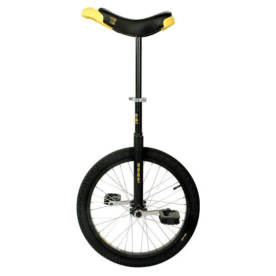 Monocycle d'extérieur Qu-Ax® « Luxe » Pneu 24'' (ø 61 cm), cadre noir