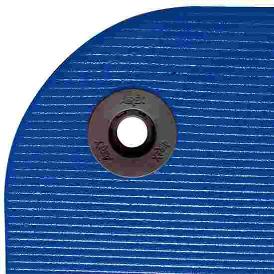 Natte de gymnastique Airex « Coronella » Avec œillets, Bleu