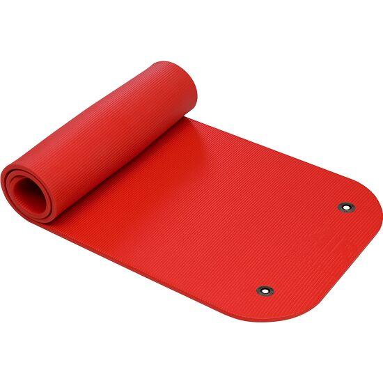 Natte de gymnastique Airex « Coronella » Avec œillets, Rouge