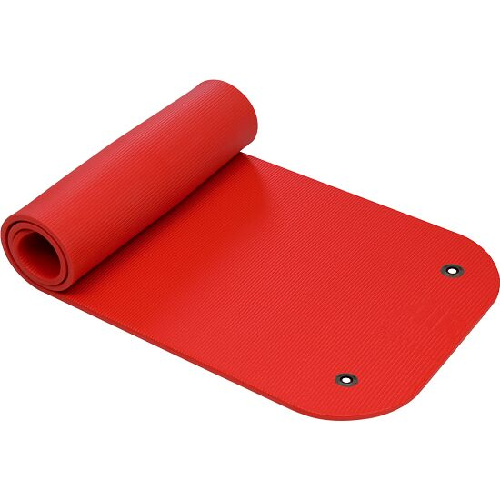 Natte de gymnastique Airex Avec œillets, Rouge