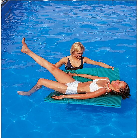 Natte de gymnastique pliable Sirex® « Therapy Plus » Env. 190x60x1,5 cm