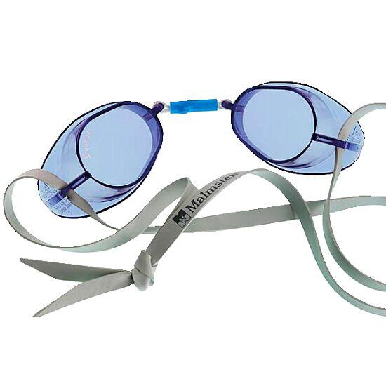 Original Malmsten Schwedenbrille, Standard Blau