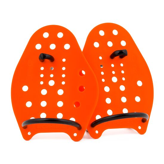 Paddles Sport-Thieme® Swim-Power® Taille XS, 17x13 cm, Orange