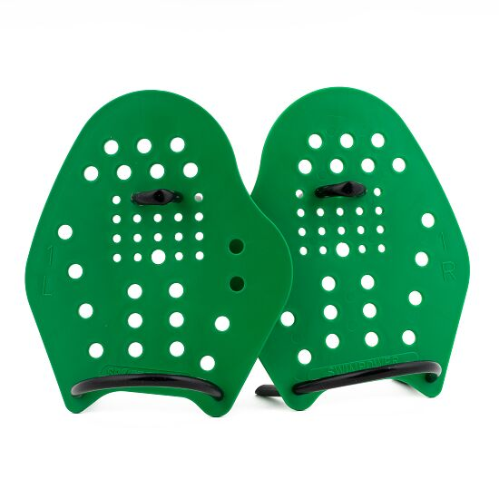 Paddles Sport-Thieme® Swim-Power® Taille S, 19x16 cm, Vert