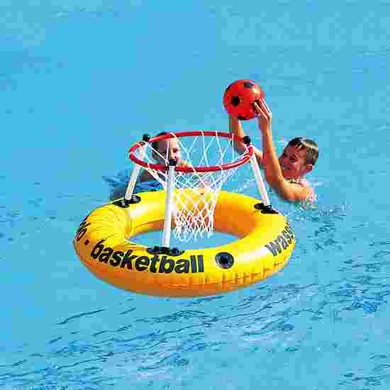 Panier de basket aquatique avec pneu