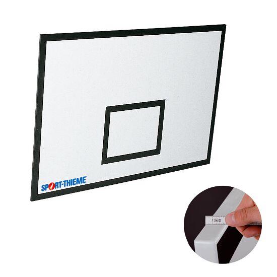 Panneau de basket en PRV 120x90 cm, 27 mm