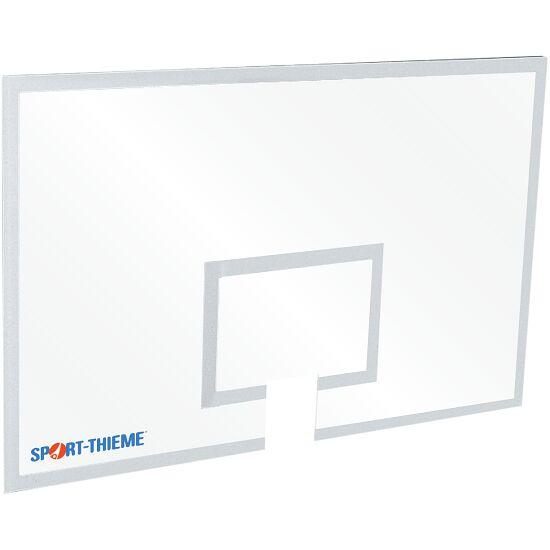 Panneau de basket en verre trempé 180x120 cm, 12 mm