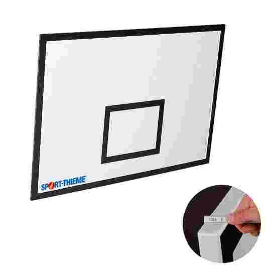 Panneau de basket Sport-Thieme 180x105 cm, 37 mm