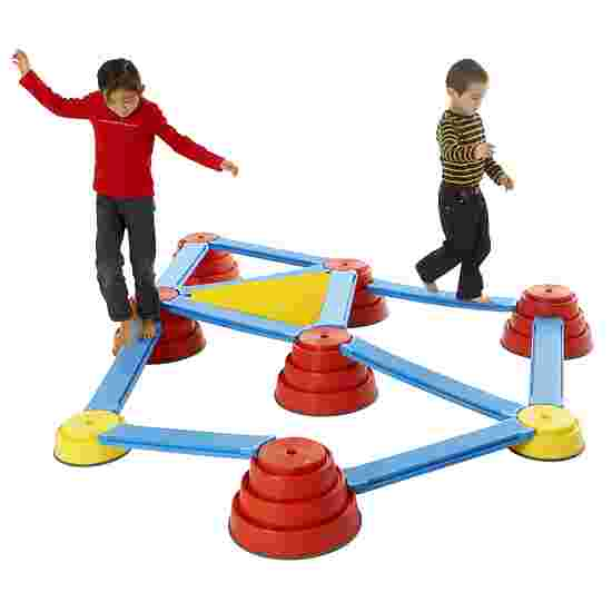 Parcours d'équilibre Build'n'Balance