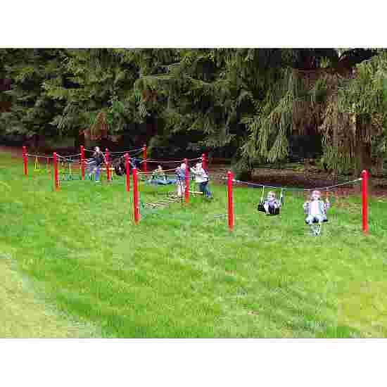 Parcours de corde HaigerHuck