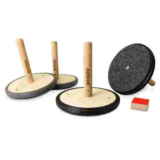 Pedalo Curling Pour l'intérieur