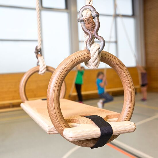 Planche de balançoire Sport-Thieme® Avec assise en liège