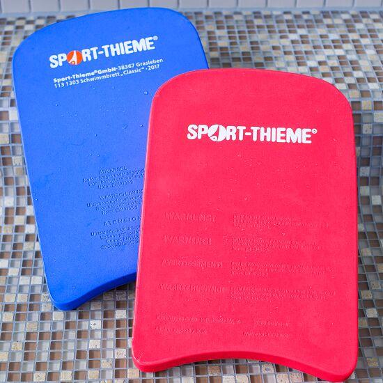 Planche de natation Sport-Thieme « Classic » Rouge
