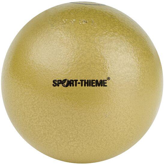 Poids de compétition taré 7,26 kg, jaune, ø 126 mm