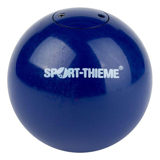 Poids de compétition taré 2 kg, bleu, ø 80 mm