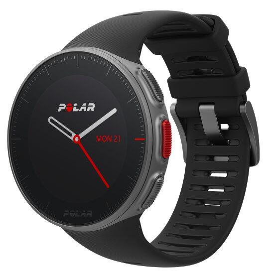 """Polar® Activity-Tracker """"Vantage V Black"""" Schwarz"""