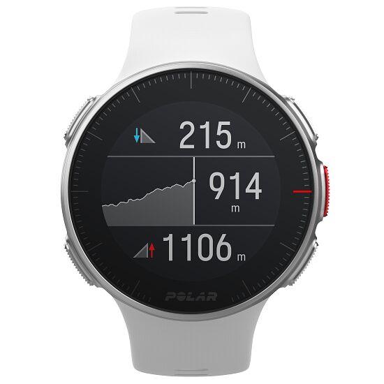 """Polar® Activity-Tracker """"Vantage V Black"""" Weiss"""